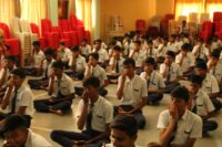 Yoga Session – ISHA FOUNDATION